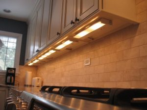 Under Wall Cabinet Lighting